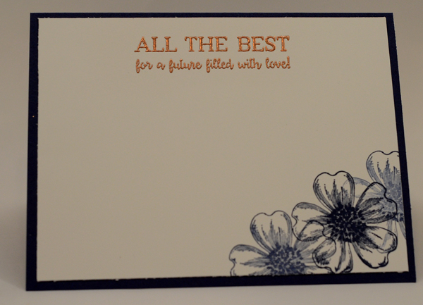 Stampin Up card by Kristi @ www.stampingwithkristi.com